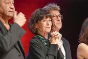 Tony Gatlif, Géraldine Chaplin et François Cluzet
