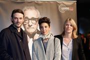 Samuel Theis, Marie Amachoukeli et Claire Burger