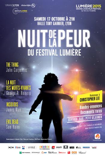 Affiche Officielle Nuitdelapeur