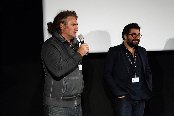 Simon Shandor et Raduly Gyorgy