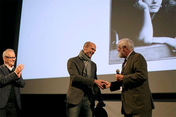 Edoardo Ponti et Marco Tullio Giordana