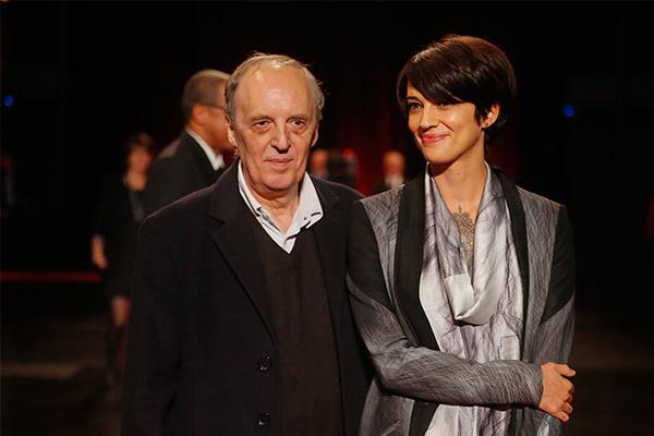 Dario Argento et Asia Argento