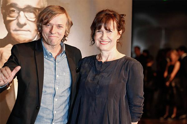 Pascal Demolon et Anne Le Ny