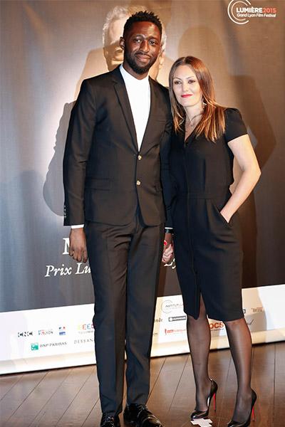 Thomas Ngijol et Karole Rocher