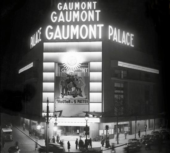 Gaumont Visuel Affiche