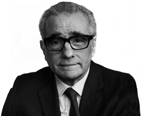 Martin Scorsese Visuel Affiche Web